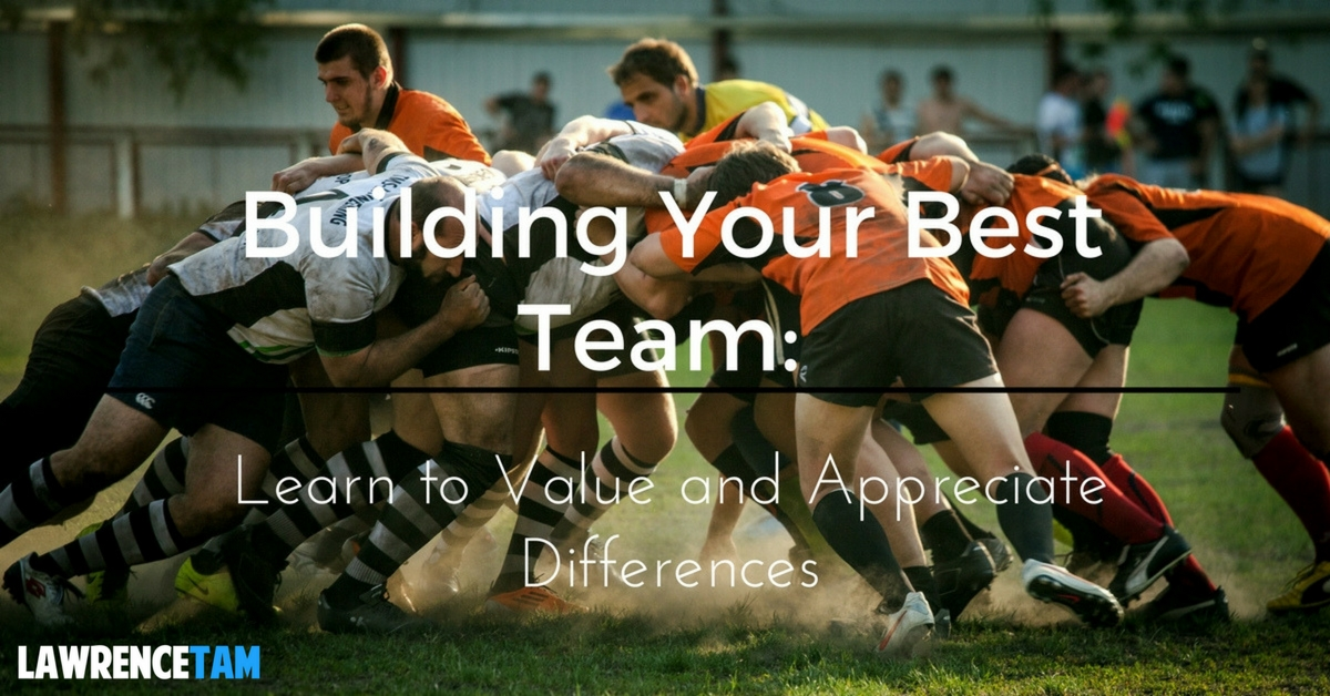 building your best team